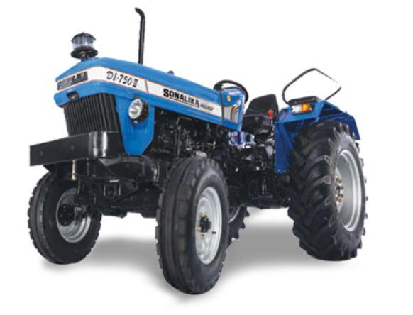 Sonalika DI 750 III Tractor