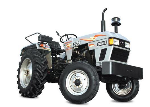 Eicher333 Tractor
