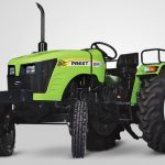PREET 3549 - 2WD 35 HP TRACTOR Specification