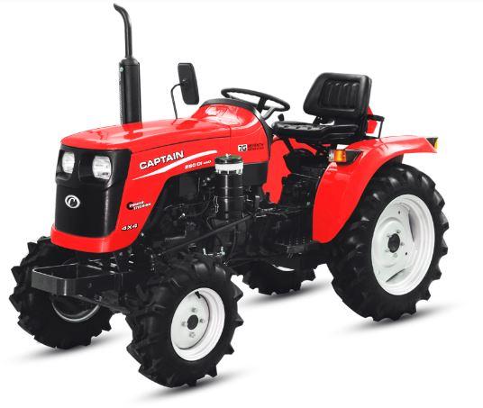 250 DI 4WD