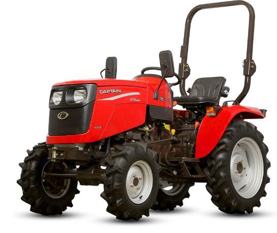 273 DI 4WD Agri Tyres