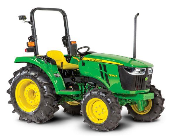 3036E Tractor