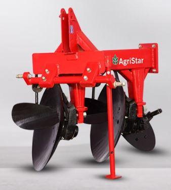 Disc Plough 2 FURROW