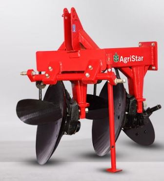 Disc Plough 2 FURROW
