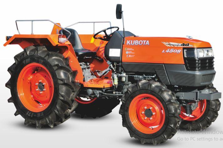Kubota L4508 Tractor