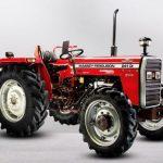 MF 241 DI 4WD