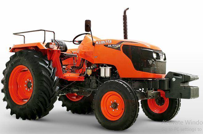 MU5501 - 2WD