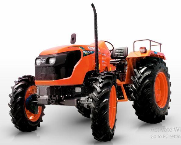 MU5501 - 4WD