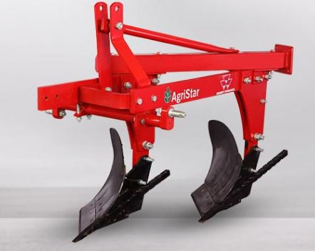 Moulboeard plough 2 FURROW