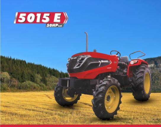 SOLIS 5015 E
