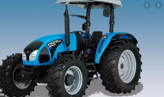 Super T0-T3 Tractor