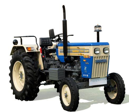 Swaraj 744 XM Tractor