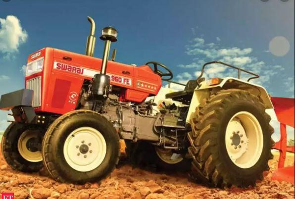 Swaraj Tractors