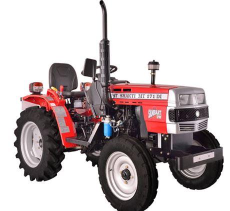 VST Shakti MT 171 DI SAMRAAT - Tractor