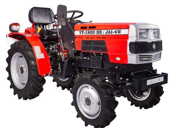 VST Shakti VT-180D HS/JAI-4W Tractor