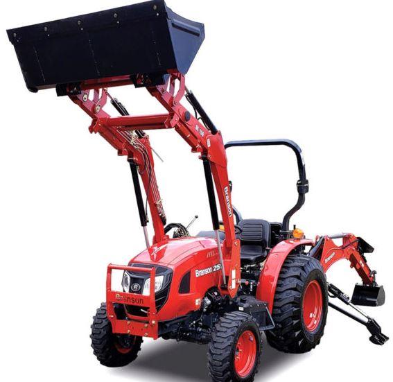 Branson 2515R Tractor