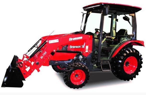 Branson 3515C Tractor