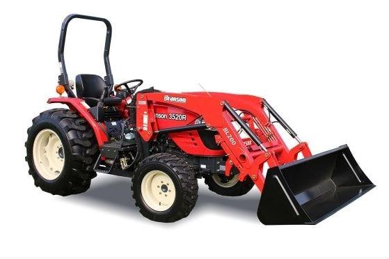 Branson 3520R Tractor