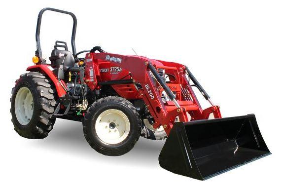 Branson 3725H Tractor