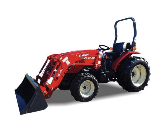 Branson 3725R Tractor