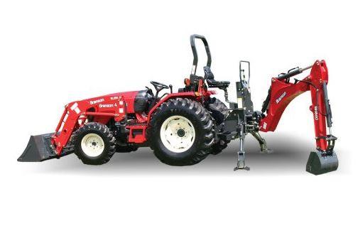 Branson 4020R Tractor
