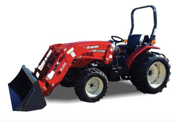 Branson 4225H Tractor