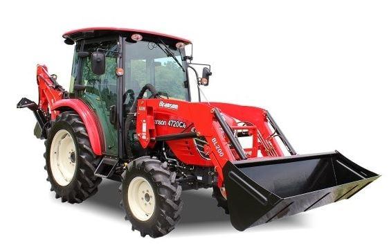 Branson 4720Ch Tractor