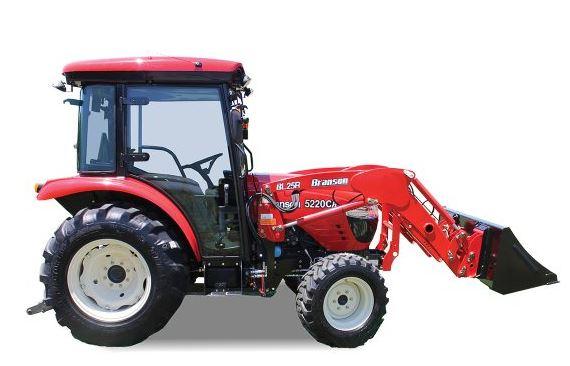 Branson 5220CH Tractor
