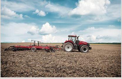 Case Magnum Tractor