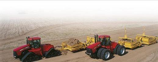 Case Steiger Tractor