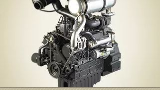 Diesel engine with Daedong ECO Technology