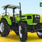 INDO FARM 3055 DI 4 CYL, 60 HP