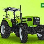 INDO FARM 3065 DI 4 CYL, 65 HP