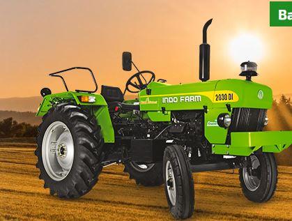 Indo Farm 2030 Di Tractor