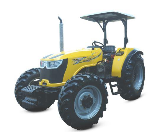 KARTAR 7536 tractor specs