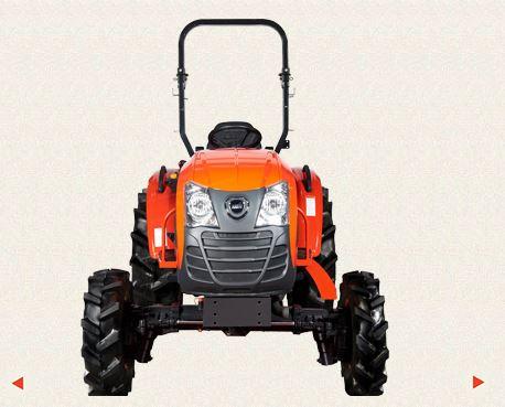 Kioti CK3510SE Tractor
