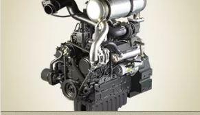 CRDI Diesel Engine with Daedong ECO Technology