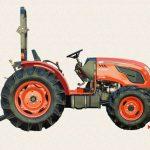 KIOTI DK5510 Tractor