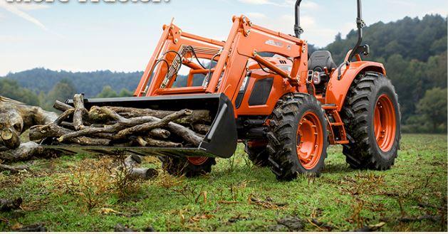 KIOTI RX Series Tractor