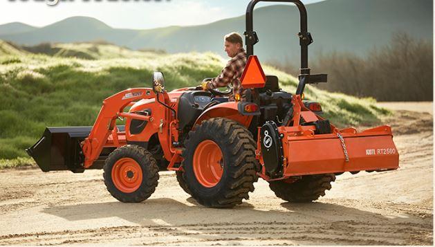 Kioti CK10 Serie Tractors