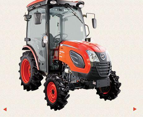 Kioti CK3510SE HST cab Tractor