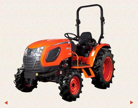 Kioti CK4010SE HST Tractor