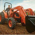 Kioti DK10 series Tractor