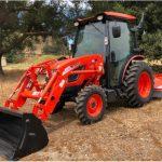Kioti DK10SE series Tractor