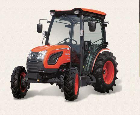 Kioti DK5310SE HST Cab Tractors