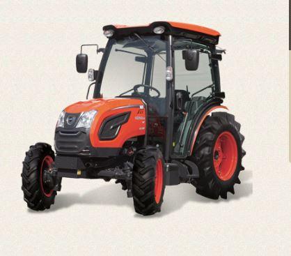 Kioti DK6010SE HST Cab Tractor