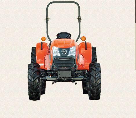 Kioti DK6010SE HST Tractor