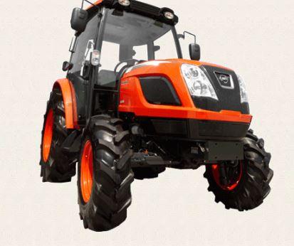 Kioti NX4510 Cab Tractor