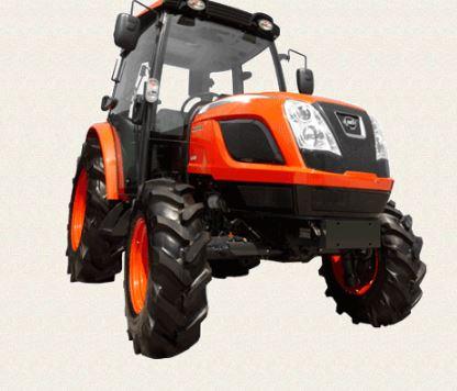 Kioti NX5010 Cab Tractor