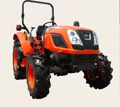 Kioti NX6010 HST Tractor.